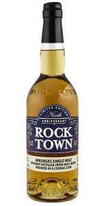 Rock Town 9th Anniversary Single Malt. Photo ©2019, Mark Gillespie/CaskStrength Media.