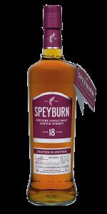 Speyburn 18. Image courtesy Speyburn.