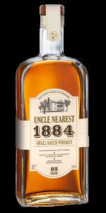 Uncle Nearest 1884. Image courtesy Uncle Nearest Whiskey.