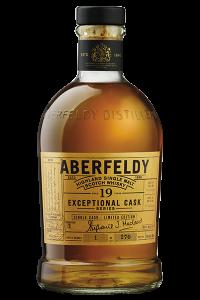 Aberfeldy Exceptional Casks 19. Image courtesy Aberfeldy/John Dewar & Sons.
