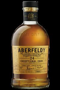 Aberfeldy 24 Exceptional Cask Series. Image courtesy Aberfeldy/John Dewar & Sons.