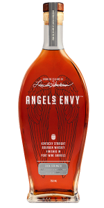 Angel's Envy Cask Strength 2019 Edition. Image courtesy Angel's Envy.