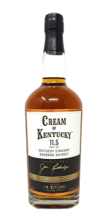 Cream of Kentucky Bourbon. Image courtesy J.W. Rutledge Distillery LLC.