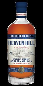 Heaven Hill Bottled in Bond Bourbon. Image courtesy Heaven Hill Distillery.