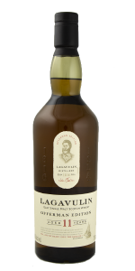 Lagavulin Offerman Edition Islay Single Malt Whisky. Photo ©2019, Mark Gillespie/CaskStrength Media.