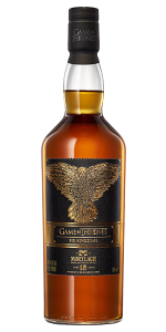 Mortlach 15: Game of Thrones Six Kingdoms Edition. Image courtesy Diageo.