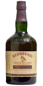 Redbreast Small Batch. Image courtesy Irish Distillers Pernod Ricard.
