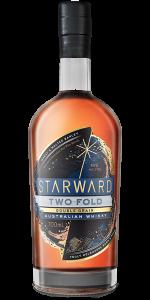 Starward Two-Fold Double Grain Australian Whisky. Image courtesy Starward Distillery.