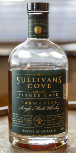 Sullivan's Cove Apera Single Cask #TD263. Photo ©2019, Mark Gillespie/CaskStrength Media.
