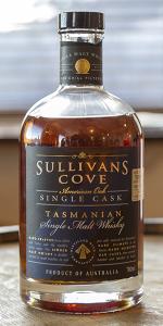 Sullivan's Cove American Oak Tawny Cask #TD282. Photo ©2019, Mark Gillespie/CaskStrength Media.
