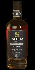 Talnua Carrowdair Whiskey. Image courtesy Talnua Distillery.