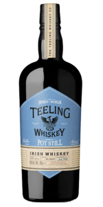 Teeling Single Pot Still 2019 Release. Image courtesy Teeling Whiskey Company.