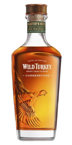Wild Turkey Master's Keep Cornerstone Rye. Image courtesy Wild Turkey.
