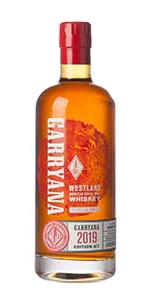 Westland Garryana 4|1 2019 Release. Image courtesy Westland Distillery.