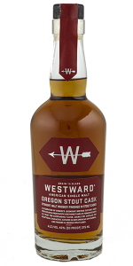 Westward Oregon Stout Cask. Photo ©2019, Mark Gillespie/CaskStrength Media.