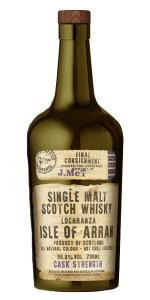 """Arran Smugglers Series Vol. 3 """"The Exciseman."""" Image courtesy Isle of Arran Whisky."""