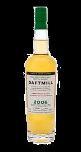 Daftmill 2006 Summer Batch USA Release. Image courtesy Daftmill Distillery.