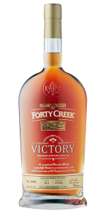 Forty Creek Victory. Image courtesy Forty Creek Distillery.