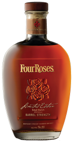 Four Roses 2019 Limited Edition Small Batch Bourbon. Image courtesy Four Roses.