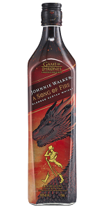 Johnnie Walker A Song of Fire. Image courtesy Diageo.