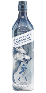 Johnnie Walker A Song of Ice. Image courtesy Diageo.