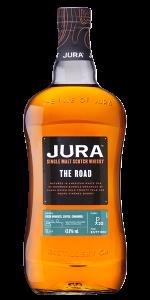 """Jura """"The Road"""" Single Malt Scotch Whisky. Image courtesy Jura/Whyte & Mackay."""