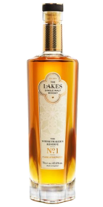The Lakes Whiskymaker's Reserve No. 1. Image courtesy The Lakes Distillery.