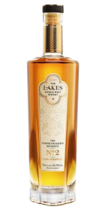 The Lakes Whiskymaker's Reserve No. 2. Image courtesy The Lakes Distillery.