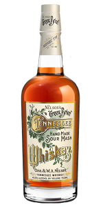 Nelson's Green Brier Tennessee Whiskey. Image courtesy Nelson's Green Brier Distillery.