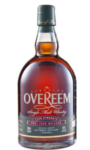 Overeem Port Cask Matured Cask Strength Tasmanian Single Malt Whisky. Image courtesy Australian Whisky Holdings.