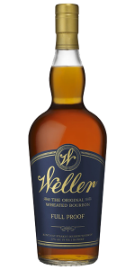 Weller Full Proof Bourbon. Image courtesy Buffalo Trace.