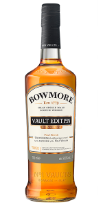 Bowmore Vault Edition: Peat Smoke Edition. Image courtesy Bowmore.