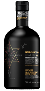 Bruichladdich Black Art 1994 Single Malt Scotch Whisky. Image courtesy Bruichladdich.