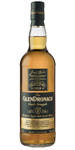 GlenDronach Cask Strength Batch 8. Image courtesy GlenDronach/Brown-Forman.
