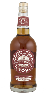 Gooderham & Worts 49 Wellington Canadian Whisky. Photo ©2020, Mark Gillespie/CaskStrength Media.