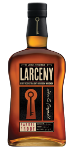 Larceny Barrel Proof Batch #A120. Image courtesy Heaven Hill Distillery.