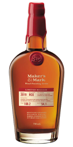 Maker's Mark RC6 Bourbon. Image courtesy Maker's Mark.