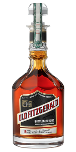 Old Fitzgerald Bottled in Bond Fall 2019 Edition. Image courtesy Heaven Hill Distillery.