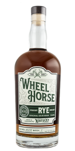 Wheel Horse Rye Whiskey. Photo ©2020, Mark Gillespie/CaskStrength Media.