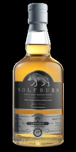Wolfburn Langskip. Image courtesy Wolfburn Distillery.