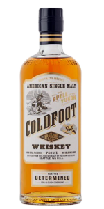 Coldfoot Whiskey Edition No. 1. Image courtesy Westland Distillery.