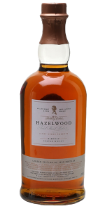 Hazelwood Janet Sheed Roberts 110th Birthday Edition Blended Scotch Whisky. Image courtesy William Grant & Sons.