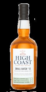 High Coast Small Batch #13. Image courtesy High Coast Distillery.