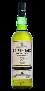 Laphroaig 30: The Ian Hunter Story 2019 Release. Image courtesy Laphroaig/Beam Suntory.