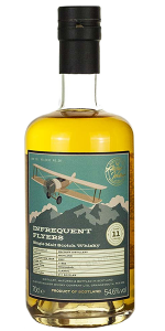 Infrequent Flyers Macduff 11 Years Old. Image courtesy Alistair Walker Whisky Company.