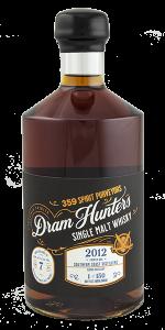 359 Spirit Purveyors Dram Hunters 7 Australian Single Malt Whisky. Photo ©2020, Mark Gillespie/CaskStrength Media.