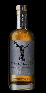 Glendalough Pot Still Irish Whiskey. Image courtesy Glendalough Distillery.