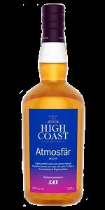 High Coast Atmosfär Swedish Single Malt Whisky. Image courtesy High Coast Distillery.