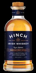 Hinch Single Pot Still Irish Whiskey. Image courtesy Hinch Distillery Company.
