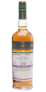 Old Malt Cask Blair Athol 24 Years Old. Image courtesy Hunter Laing & Co.